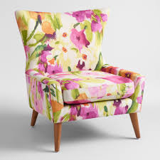 Floral Accent Chairs Modern Chair Design Ideas - Floral accent chairs living room