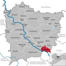 Dresden Germany Map by Radebeul Wikipedia
