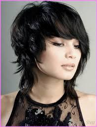 above the shoulder layered hairstyles above the shoulder haircuts with side bangs for women stylesstar