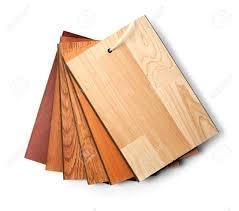 Laminate Flooring Samples Sample Pack Of Wooden Flooring Laminate Isolated On White Stock