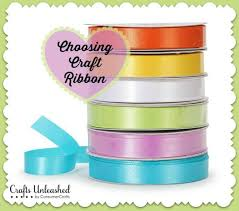 craft ribbon craft ribbon buying guide for every application
