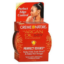 gel argan of nature argan edges edge hair gel