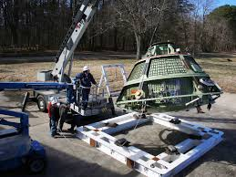 nasa to take images of orion flight test splashdown nasa