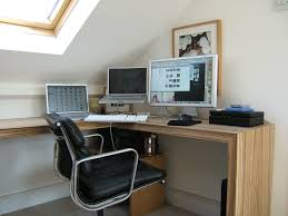 Small Laptop And Printer Desk by Interior White Modern Stained Manufactured Corner Desk And Laptop