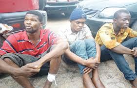 badoo bureau saved from jungle justice suspect i m a robber not badoo