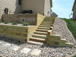 Build Landscape Timber Retaining Wall  Special Landscape Timber - Timber retaining wall design