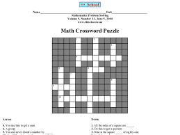 5th grade puzzle worksheets for 5th grade free printable
