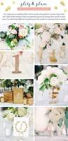 232 best table numbers images on pinterest wedding rustic