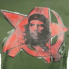 Che Guevara Flag Che Guavara Star T Shirt Army And Outdoors