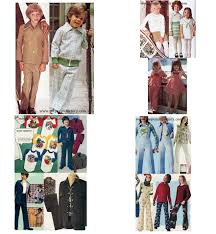 1970 u0027s kids and teen clothes from the seventies including photos
