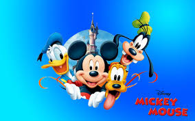 mickey mouse donald duck pluto and goofy new hd desktop wallpaper