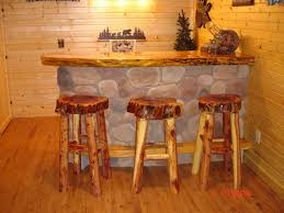 Homemade Bar Top 48 Best Log Furniture Images On Pinterest Log Furniture Logs