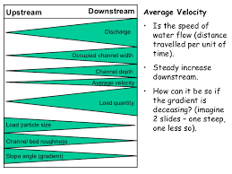 River Bed Definition Ib Geography Drainage Basins Bradshaw Model