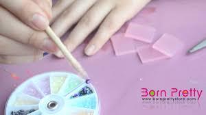 bornprettystore magnet plate magic board for magnetic nail polish