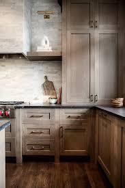 kitchen cabinet colors that hide dirt white vs stained kitchen cabinets 2021 stained kitchen