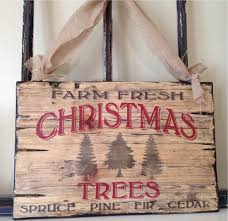 innovative ideas rustic christmas signs best 25 on pinterest