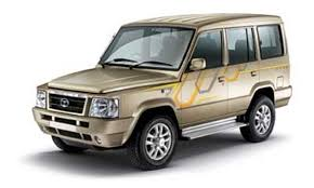 tata sumo modified car picker white tata sumo gold