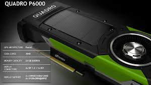 nvidia quadro p6000 is faster than titan x in gaming benchmarks