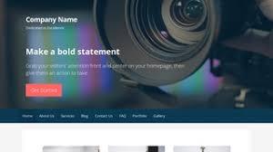 video editing wordpress themes godaddy