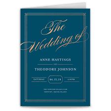 personalized wedding programs personalized wedding program lines 5 x 7 folded
