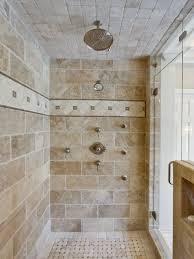 coolest tile bathroom shower design h13 for home design your own