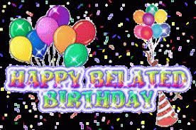 Happy Birthday Wishes Animation For Belated Happy Birthday Wishes Animation 5 300 199 The Art Mad