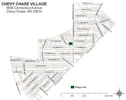 Map Of Ct Towns The Mini Munis Of Chevy Chase Seventh State