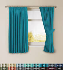 Black Curtains 90 X 54 Best 25 Teal Pencil Pleat Curtains Ideas On Pinterest Beige