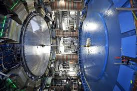 atlas releases first measurement of w mass using lhc data cern