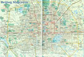 Beijing Metro Map by 2017 Beijing Maps Beijing China Map Beijing Tourist Map
