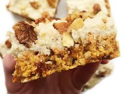 Raw Carrot Cake U0026 Cashew Frosting Betterbody Foods