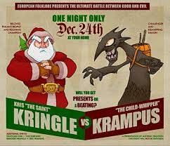 Going To The Bathroom At Night Tash Los Angeles Ca U0027s Review Of Krampus The Yule Lord