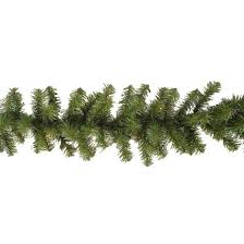 christmas garland with lights philips 9ft prelit artificial pine christmas garland clear lights