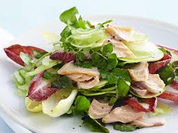 smoked trout apple and celery salad recipe food to love