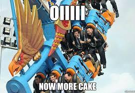 Roller Coaster Meme - roller coaster cake weknowmemes generator