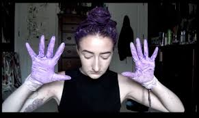 splat hair color without bleaching no bleach how to lavender hair youtube