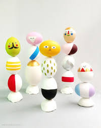 Easter Egg Decorating History by Fun With Easter Eggs The Lone In A Crowd