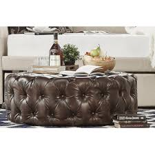 ottomans coffee tables and ottomans square ottoman coffee table