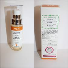Serum Inez obsessed by review ren radiance perfecting serum