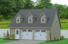 beautiful attic 2 car garage get the car inside see prices