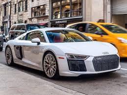 audi audi r8 v10 quattro review business insider