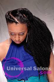 university studio black hair styles twist ponytail hairstyle from marie coleus
