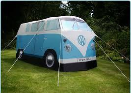 hippie volkswagen drawing amazon com vw volkswagen t1 camper van camping tent blue