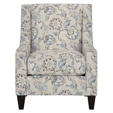 admirable floral accent chair for your home design ideas with