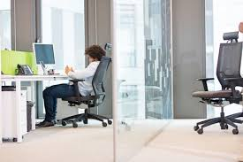 Computer Desk Chair Proper Sitting Posture At A Computer Office Chair Posture