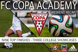 futbol club copa academy