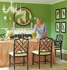 Green Dining Rooms by 170 Best Pink And Green Images On Pinterest Home Pink And Green