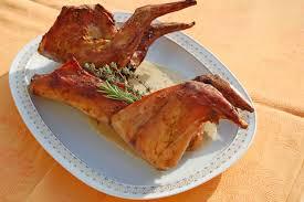 cuisiner lapin au four lapin rôti au four recherche de recettes agriculture suisse