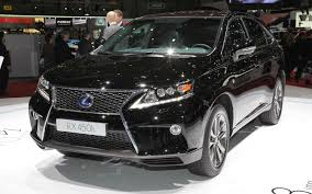 lexus crossover 2012 geneva 2013 lexus rx 350 and rx 450h first look photo