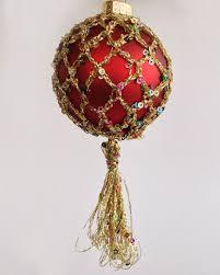 free pattern enchant chandelier ornaments